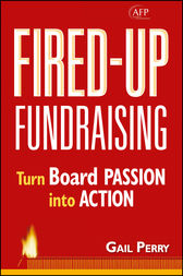 Fired-Up Fundraising by Gail A. Perry
