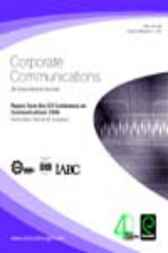 Papers from the CCI Conference on Communications 2006 by Michael B. Goodman