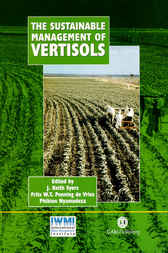 The Sustainable Management of Vertisols by J.K. Syers