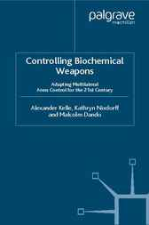 Controlling Biochemical Weapons by Alexander Kelle