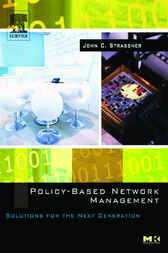 Policy-Based Network Management by John Strassner