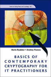 Basics Of Contemporary Cryptography For It Practitioners by Boris Ryabko