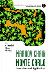 Markov Chain Monte Carlo by W S Kendall