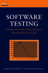 Software Testing by Gerald D. Everett