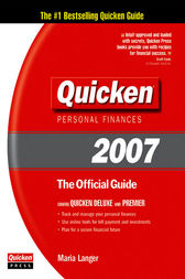 Quicken 2007 The Official Guide by Maria Langer