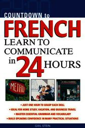 Countdown to French by Gail Stein