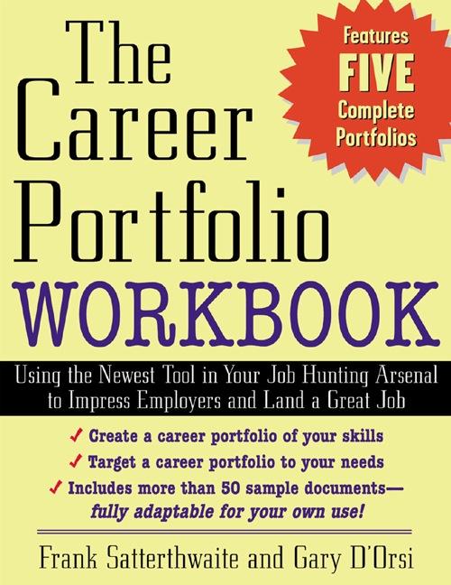 Download Ebook The Career Portfolio Workbook by Frank Satterthwaite Pdf