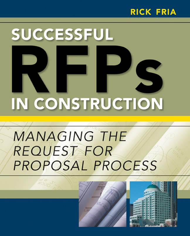 Download Ebook Successful RFPs in Construction by Richard Fria Pdf