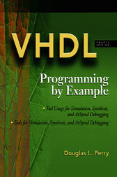 Vhdl Programming By Example By Douglas L Perry Ebook