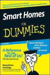 Smart Homes For Dummies by Danny Briere