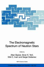 The Electromagnetic Spectrum of Neutron Stars by Altan Baykal