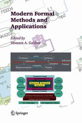 Modern Formal Methods and Applications by Hossam A. Gabbar