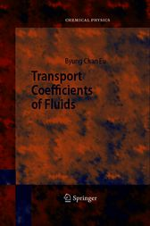 Transport Coefficients of Fluids by Byung Chan Eu