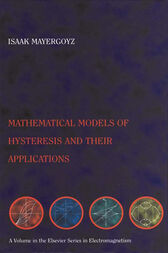 Mathematical Models of Hysteresis and their Applications by Isaak D. Mayergoyz