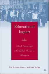 Educational Import by Gita Steiner-Khamsi