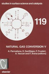 Natural Gas Conversion V by A. Parmaliana