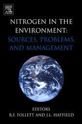 Nitrogen in the Environment: Sources, Problems and Management by R. F. Follett
