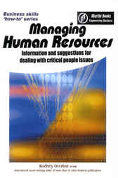 Download Ebook MANAGING HUMAN RESOURCES (First ed.) by Rodney Overton Pdf