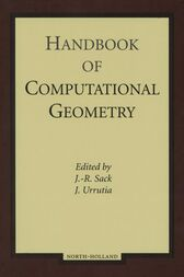 Handbook of Computational Geometry by J. R. Sack