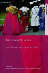 Transcultural Japan by David Blake Willis