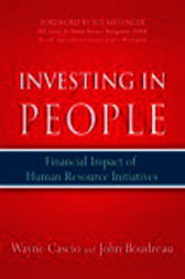 Investing in People by Wayne F. Cascio