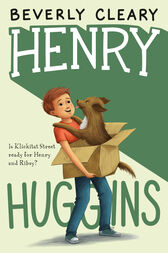 Henry Huggins by Beverly Cleary