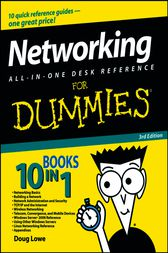 Networking All-in-One Desk Reference For Dummies by Doug Lowe