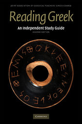 An Independent Study Guide to Reading Greek by Joint Association of Classical Teachers