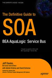 The Definitive Guide to SOA by David Schorow