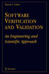 Software Verification and Validation by Marcus S. Fisher