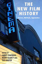 The New Film History by James Chapman