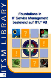 Foundations in IT Service Management basierend auf ITIL® V3 by unknown