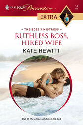 Ruthless Boss, Hired Wife by Kate Hewitt