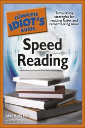 The Complete Idiot's Guide to Speed Reading by Abby Marks Beale