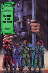 The Man in the Iron Mask Graphic Novel by Alexandre Dumas