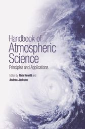 Handbook of Atmospheric Science by C. Nick Hewitt