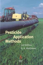 Pesticide Application Methods by Graham Matthews
