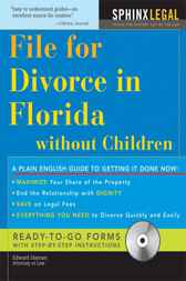 How to File for Divorce in Florida without Children