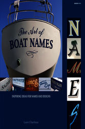 The Art of Boat Names by Laurie Churchman
