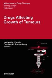 Drugs Affecting Growth of Tumours by Herbert M. Pinedo