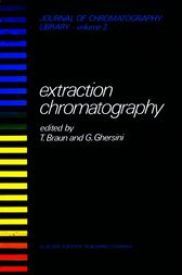 Extraction Chromatography by T. Braun