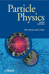 Particle Physics by Brian R. Martin