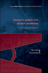 Caring for People with Chronic Conditions by Ellen Nolte