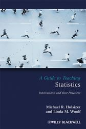 A Guide to Teaching Statistics by Michael R. Hulsizer