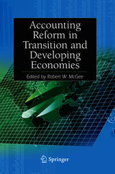 Accounting Reform in Transition and Developing Economies by Robert W. McGee
