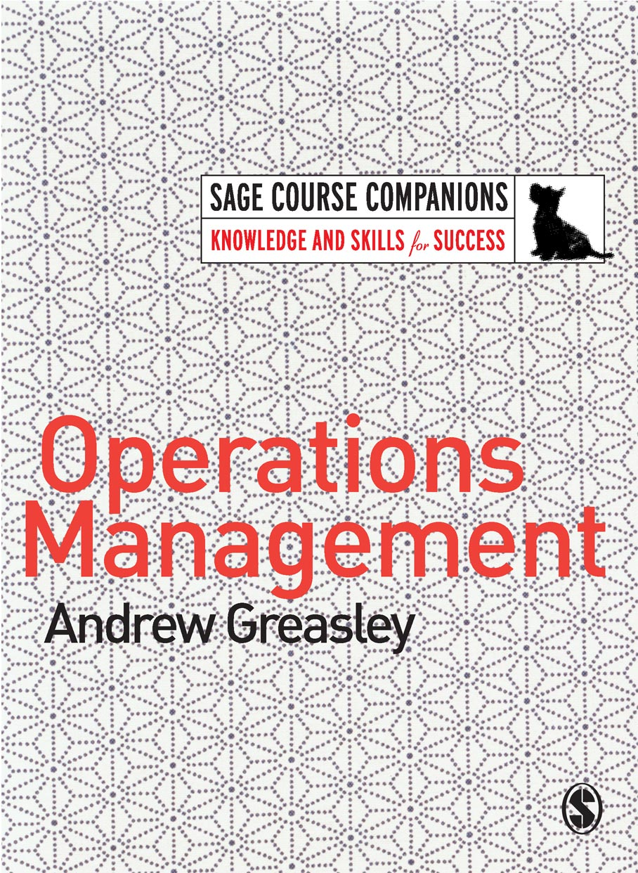 Download Ebook Operations Management by Andrew Greasley Pdf