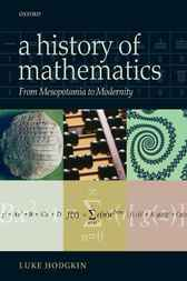 A History of Mathematics by Luke Hodgkin