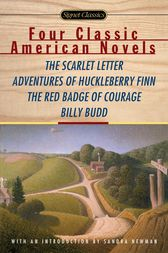 Four Classic American Novels by Nathaniel Hawthorne