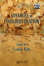 Advances in Food Dehydration by Cristina Ratti
