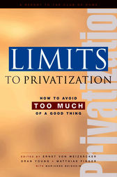 Limits to Privatization by Marianne Beishem
